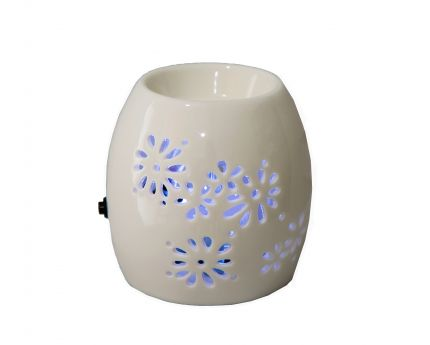 Electric Wax Warmer-White image